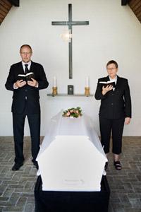 Auning begravelsesforretning